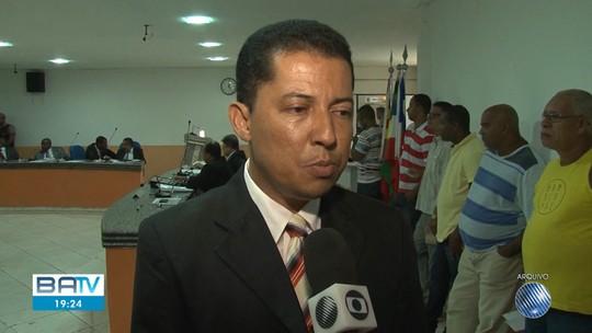 Vereador alvo de operação contra corrupção na Câmara de Ilhéus se entrega e é preso; três investigados seguem foragidos