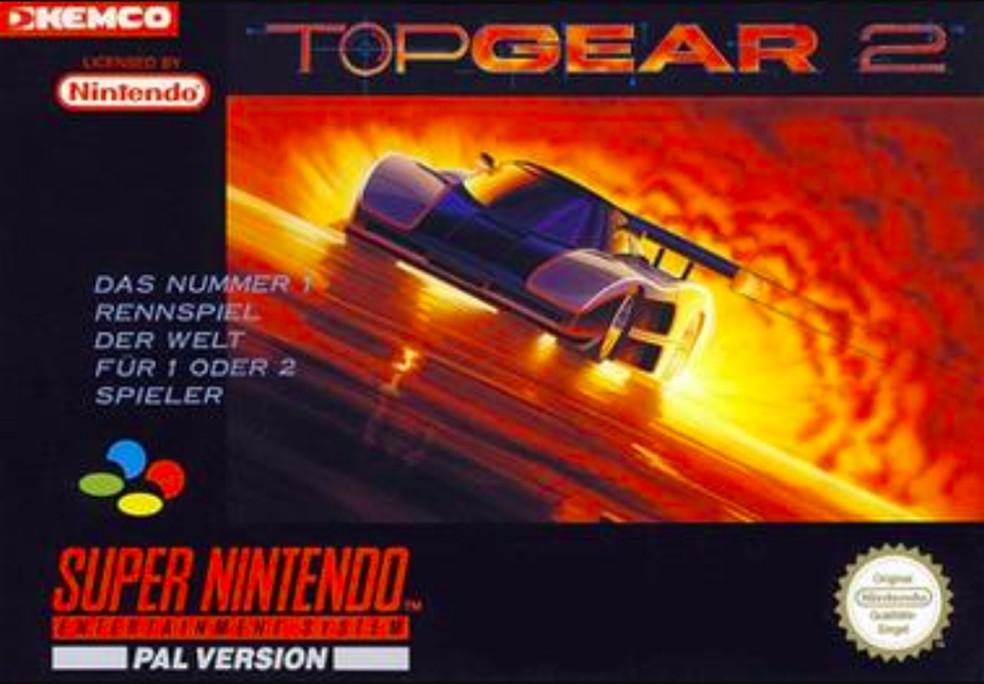 Top Gear 2 expandiu as plataformas disponíveis para o jogo — Foto: Reprodução/Felipe Vinha