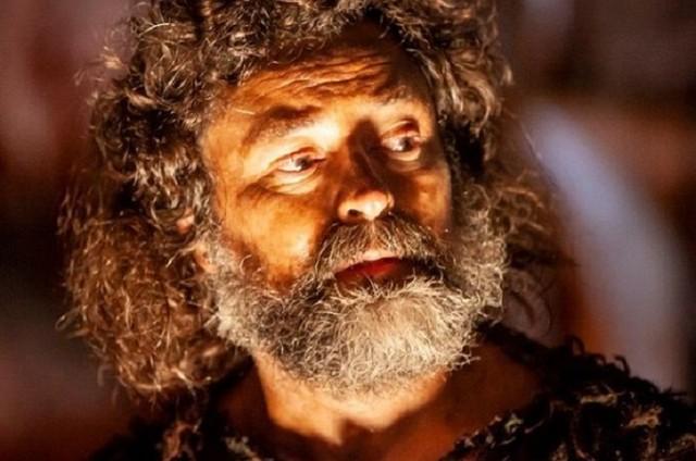 Emilio Orciollo Neto é Ló em 'Gênesis' (Foto: Reprodução/Instagram)