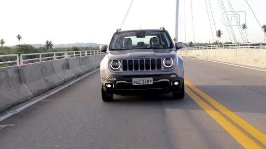Jeep Renegade ganha visual atualizado no Brasil; veja preços