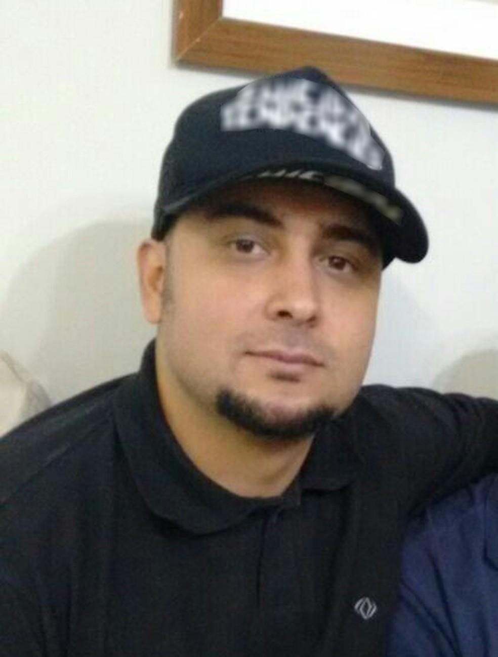 Polícia investiga desaparecimento de motorista da Uber em São José do Campos (Foto: Arquivo pessoal)