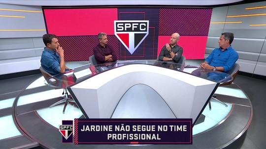 No Seleção SporTV, São Paulo é criticado por escolher Jardine para comandar time na Libertadores