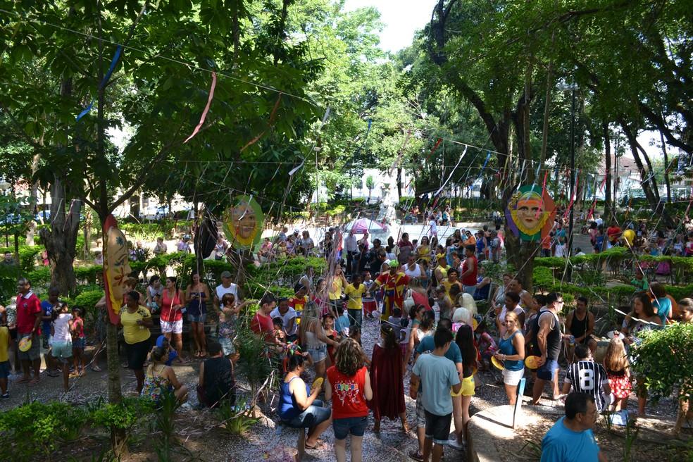 Prefeitura de Capivari organiza desfiles de rua para o carnaval 2020 — Foto: Prefeitura de Capivari/Divulgação