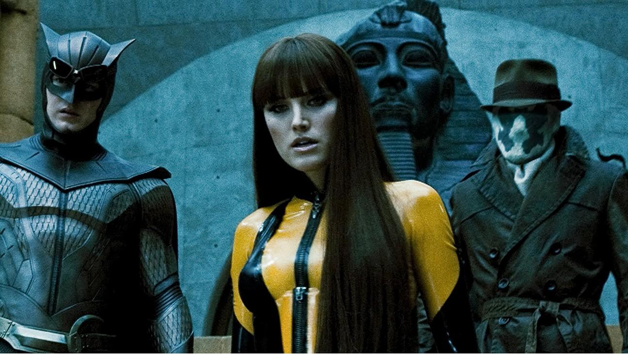 É oficial: HBO produzirá série de 'Watchmen'