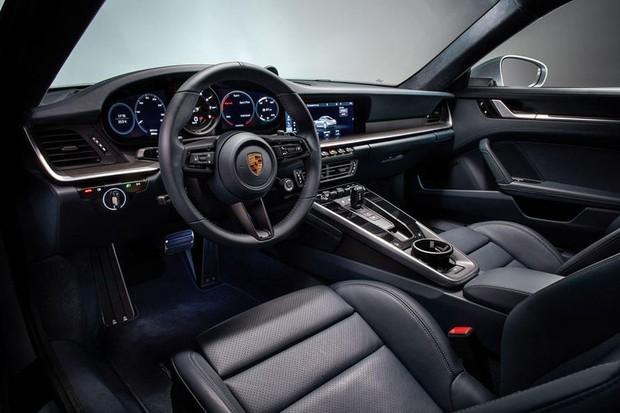 Porsche 911 2020 (Foto: divulgação)