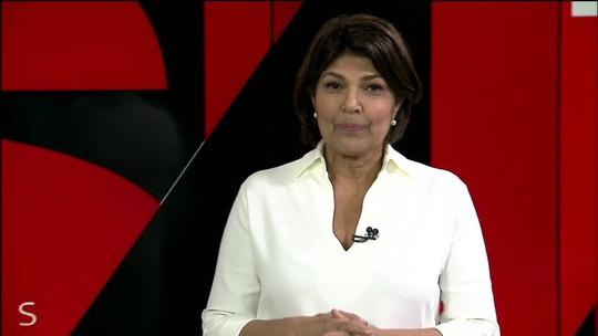 'Do ponto de vista político, denúncia é péssima para Aécio', diz Cristiana Lôbo