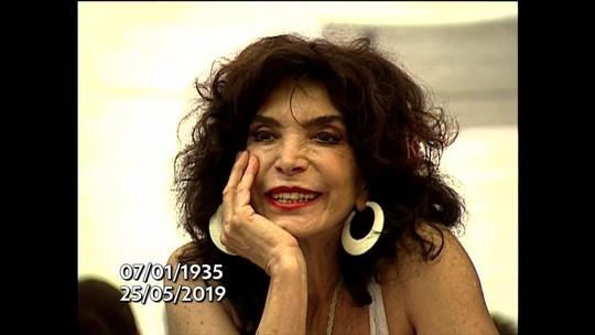 Lady Francisco será velada no Teatro Leblon, no Rio