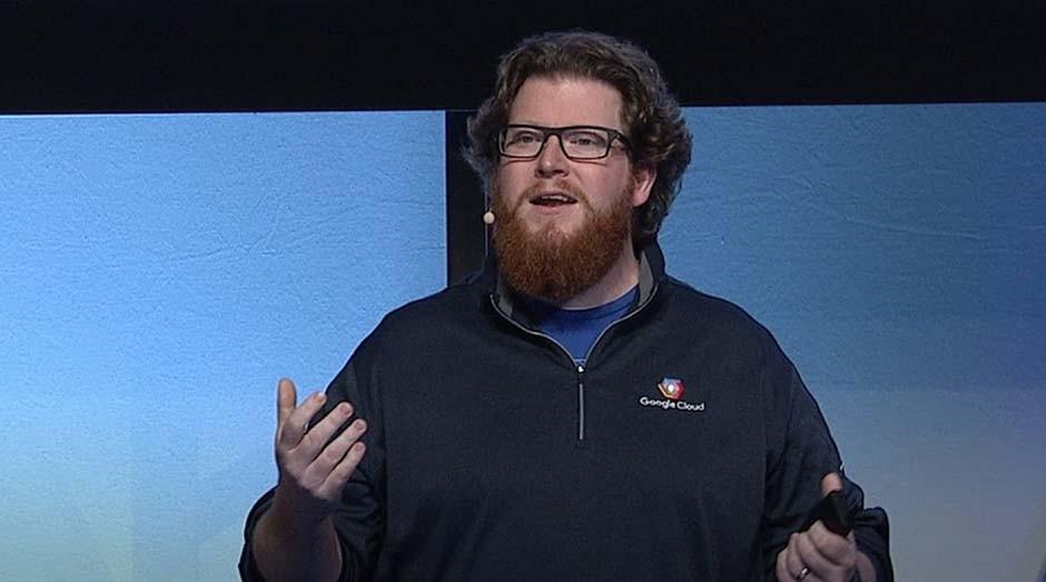 Miles Ward, diretor de arquitetura de soluções de Cloud, é uma das estrelas do evento (Foto: Divulgação)