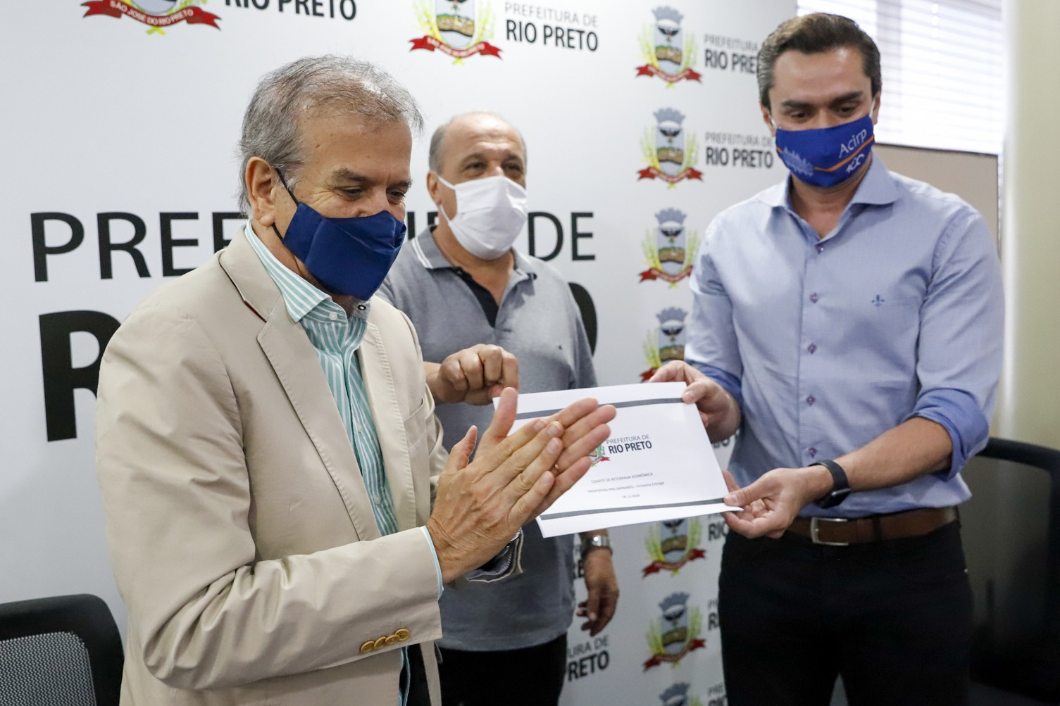 Comitê apresenta propostas para auxiliar na recuperação financeira de Rio Preto