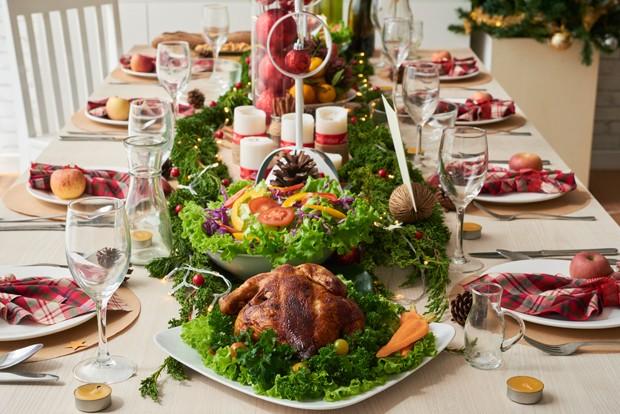 Qual é a melhor forma de guardar sobras das ceias de Natal e Ano Novo? (Foto: GettyImages )