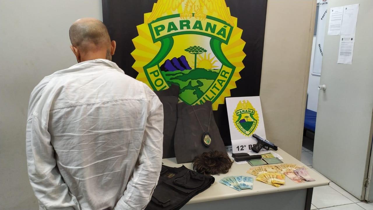 Chefe de facção criminosa, condenado por tráfico de drogas e homicídio, é recapturado em Curitiba, diz polícia