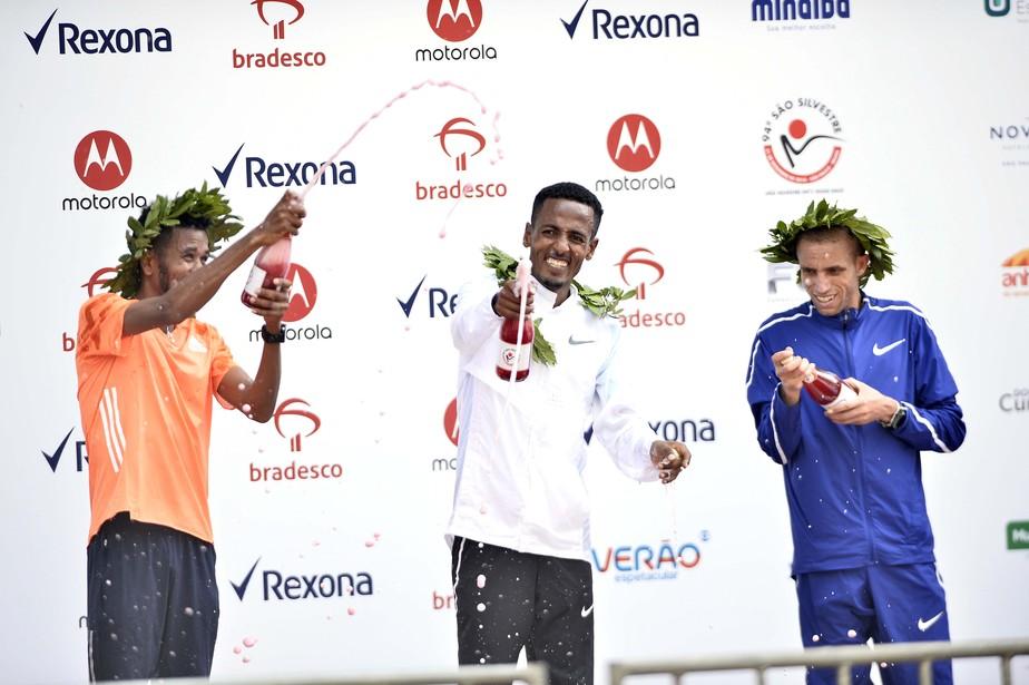 Etiópia e Quênia dominam a 94ª Corrida de São Silvestre no geral masculino e feminino