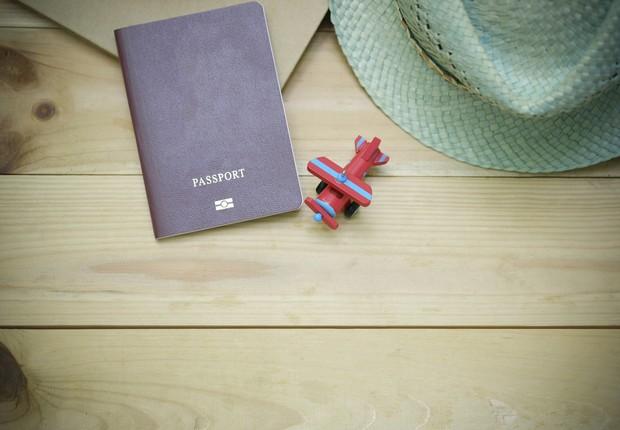 passaporte ; viagem ; turismo ;  (Foto: Pexels)