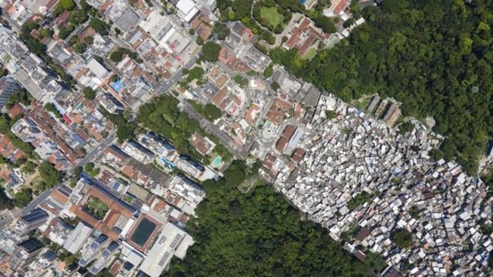 Dona Marta — Foto: JOHNNY MILLER / UNEQUAL SCENES
