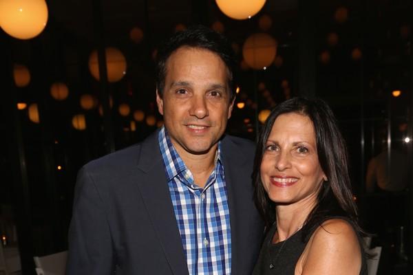 Ralph Macchio e Phyllis Fierro estão casados desde 1987 (Foto: Getty Images)