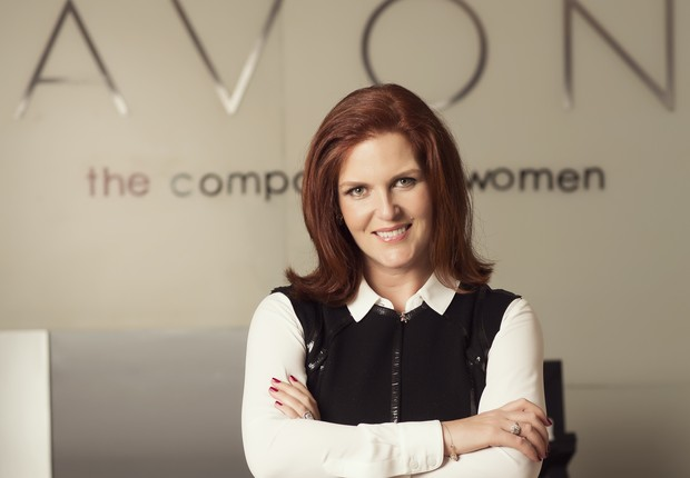 """Danielle Bibas, vice-presidente global de marcas, comunicação e conteúdo da Avon e uma das coautoras do livro """"Mulheres do Marketing"""" (Foto: Divulgação)"""