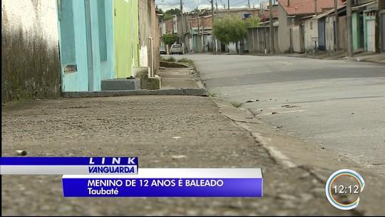 a1f775c50f1 Menino de 12 anos é atingido por bala perdida no Parque Três Marias em  Taubaté
