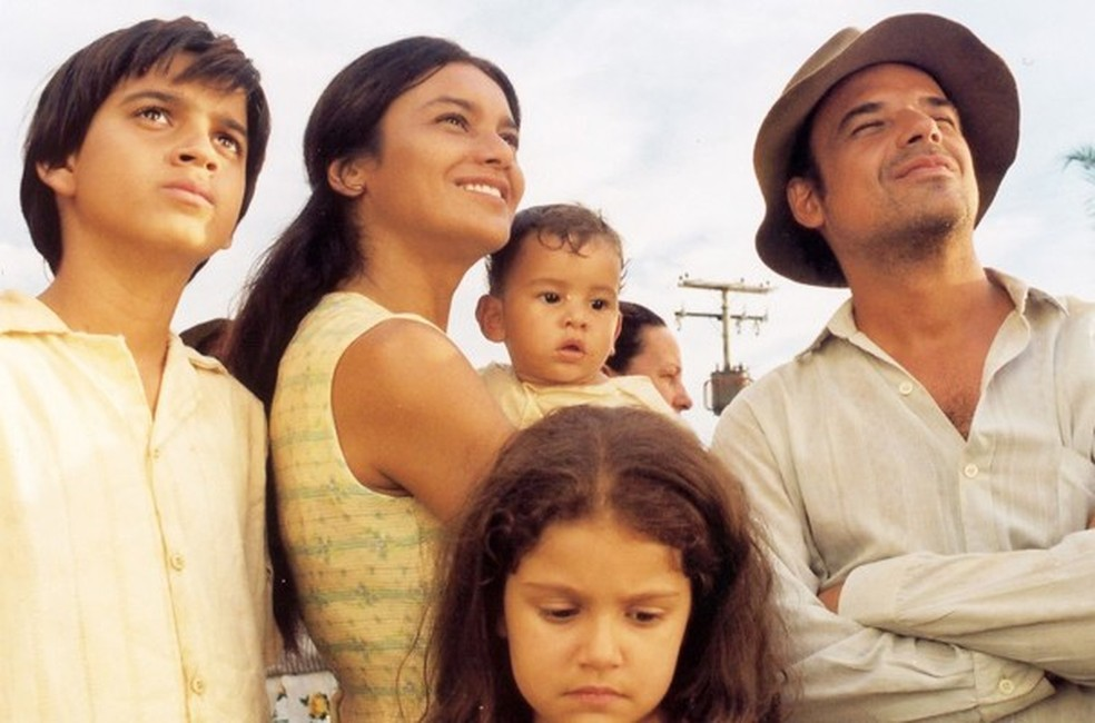 '2 Filhos de Francisco' é exibido na 'Sessão de Sábado' — Foto: Divulgação/Globo