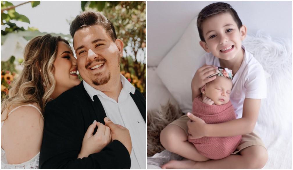 Diego Argenton tinha 28 anos e morava em Assis Chateaubriand com a esposa e dois filhos — Foto: Arquivo pessoal