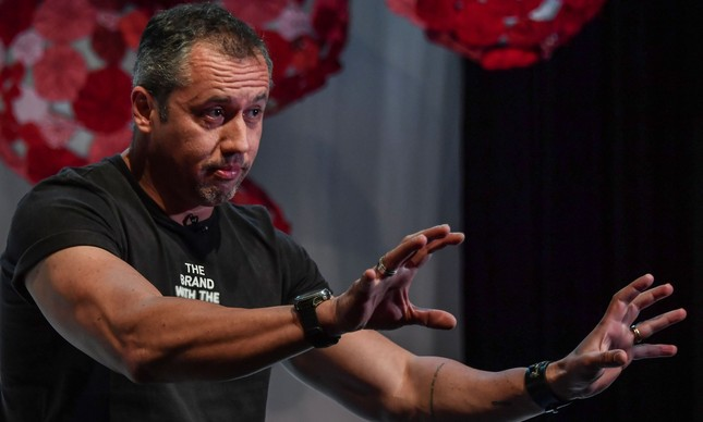 Dramaturgo Roberto Alvim, escolhido por Bolsonaro para a Secretaria de Cultura