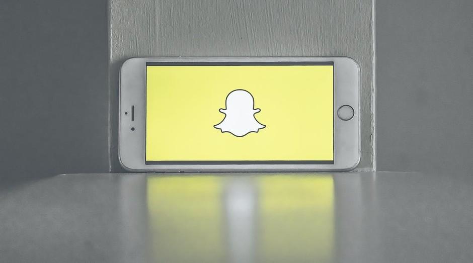 Snapchat, rede social (Foto: Reprodução/Pexel)