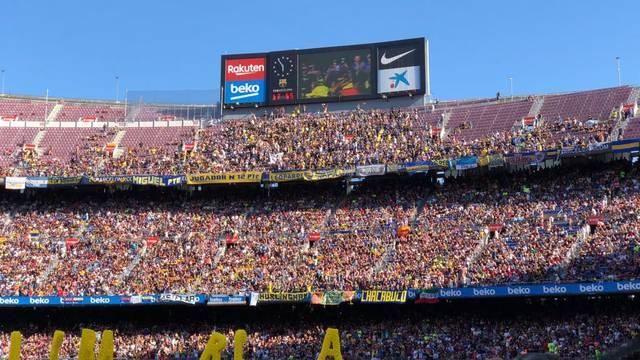 Barcelona x Boca Juniors