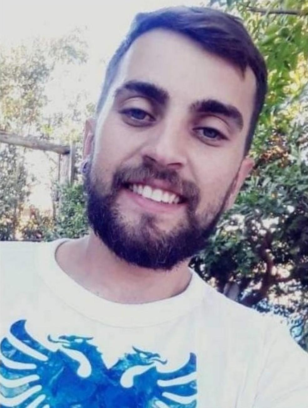 Micael Rossi Ortiz é um dos suspeitos do crime, segundo a polícia — Foto: Divulgação/Polícia Civil