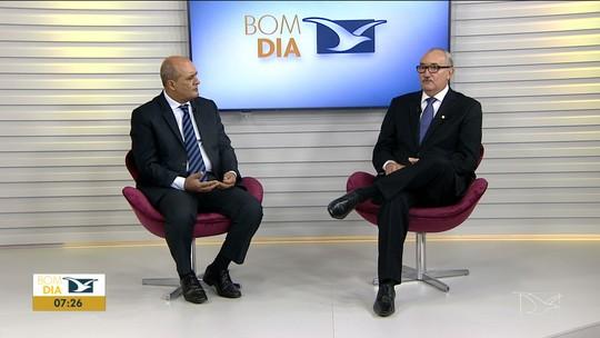 Deputado César Pires é entrevistado no Bom Dia Mirante