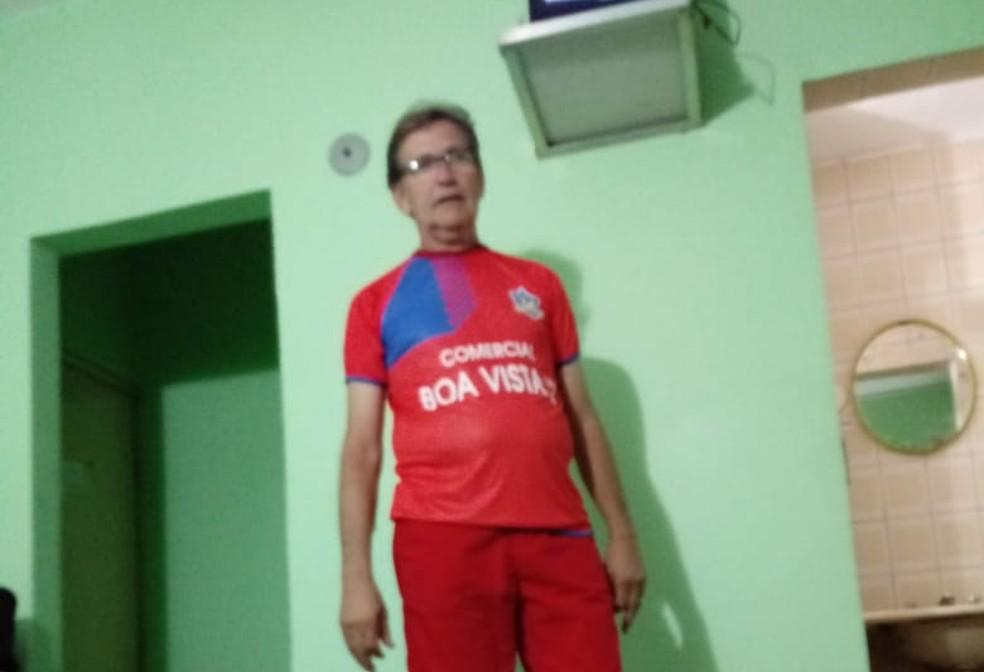 Lourival diz ser apaixonado pelo gigante Inglês  (Foto: Divulgação/ Arsenal )