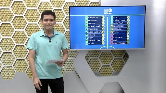 Veja a íntegra do Globo Esporte desta sexta, 18/10