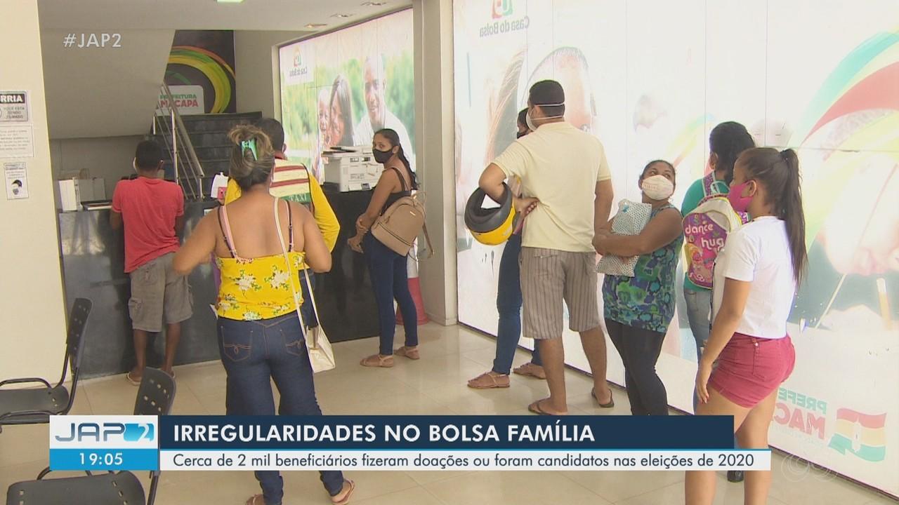 Bolsa Família: 2 mil beneficiários fizeram doações ou foram candidatos e estão irregulares
