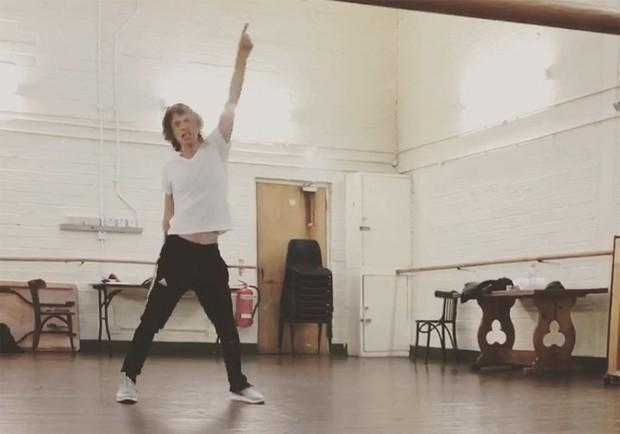 Mick Jagger (Foto: Reprodução / Instagram)