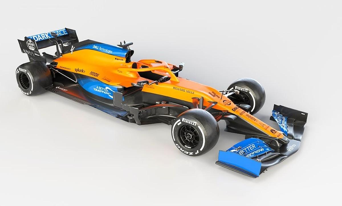 F1 2020 Mclaren Lança Carro Mais Magro Para Confirmar Reação E Voltar Mais Vezes Ao Pódio Fórmula 1 Ge