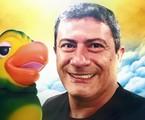 Louro José e Tom Veiga | Reprodução/TV Globo
