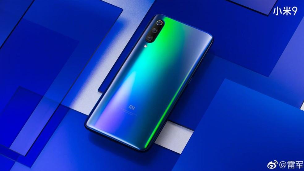 2e5167555 ... Veja possíveis especificações do chinês Xiaomi Mi 9 — Foto: Divulgação/ Xiaomi