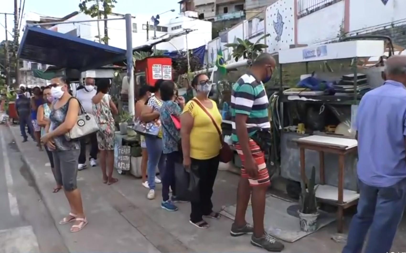 Após longas filas registradas em multicentro de Salvador, SMS abre contratação excepcional de procedimentos médicos