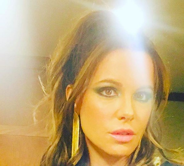 A atriz Kate Beckinsale (Foto: Instagram)