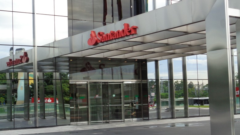 economia-empresas-banco-santander (Foto: Raphael Salomão/Ed. Globo)