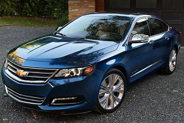 Impala já emplacou como um dos carros mais vendido nos EUA (Foto: Divulgação)