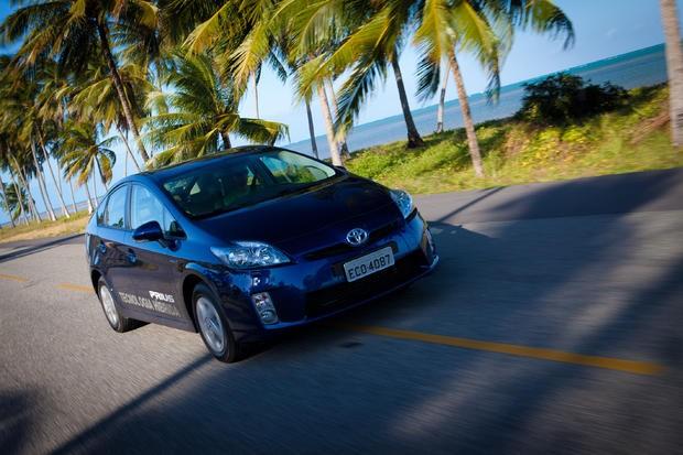 Toyota Prius 2013 (Foto: Divulgação)