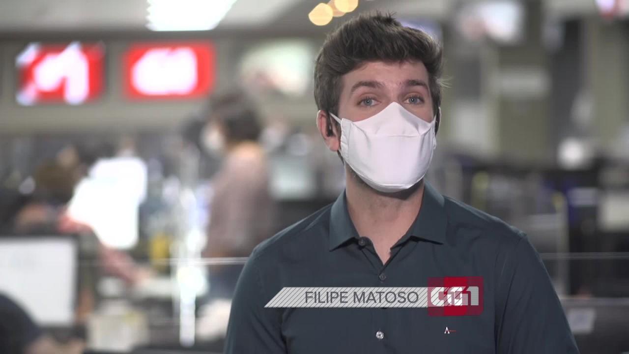 G1 em 1 Minuto: Pacientes de Manaus com Covid-19 são transferidos para hospitais do DF