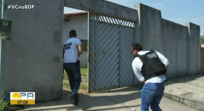 Polícia desarticula quadrilha especializada em assaltos a banco em Redenção, sudeste do Pará - Notícias - Plantão Diário