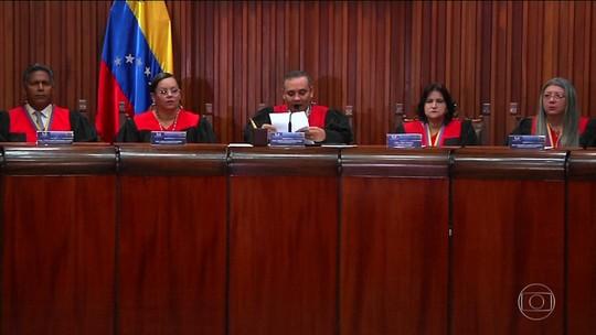 Parlamento venezuelano diz que não se submeterá à assembleia de Maduro