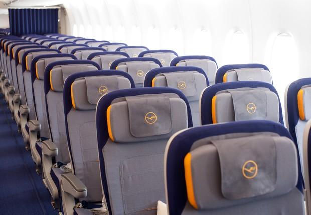 Lufthansa (Foto: Divulgação/Lufthansa)