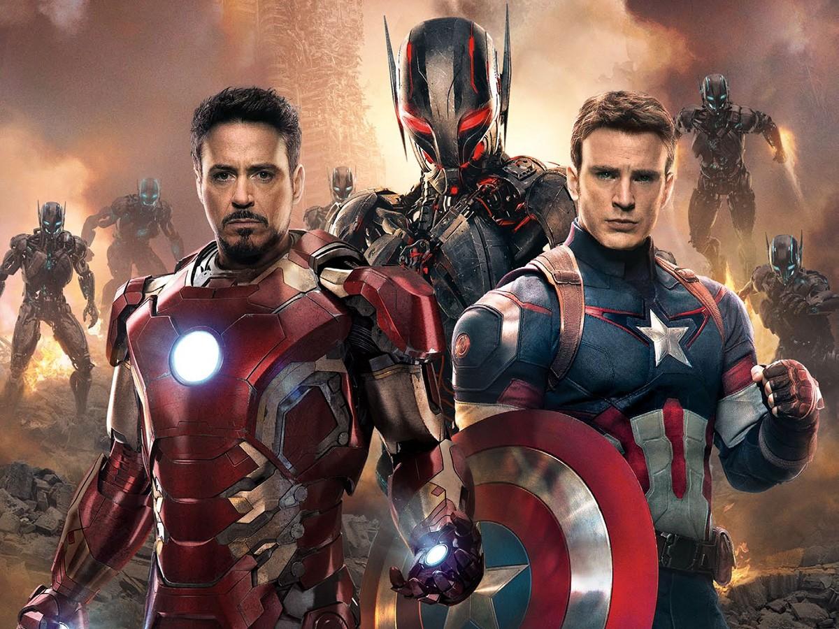 Cartaz de 'Os Vingadores: Era de Ultron' (Foto: Divulgação)
