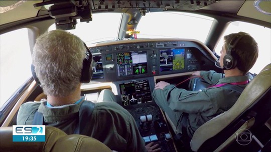 Ufes e Embraer conduzem primeiro teste de aeronave autônoma no Brasil