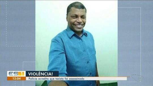 Taxista é encontrado morto em zona rural de Ibiraçu, ES