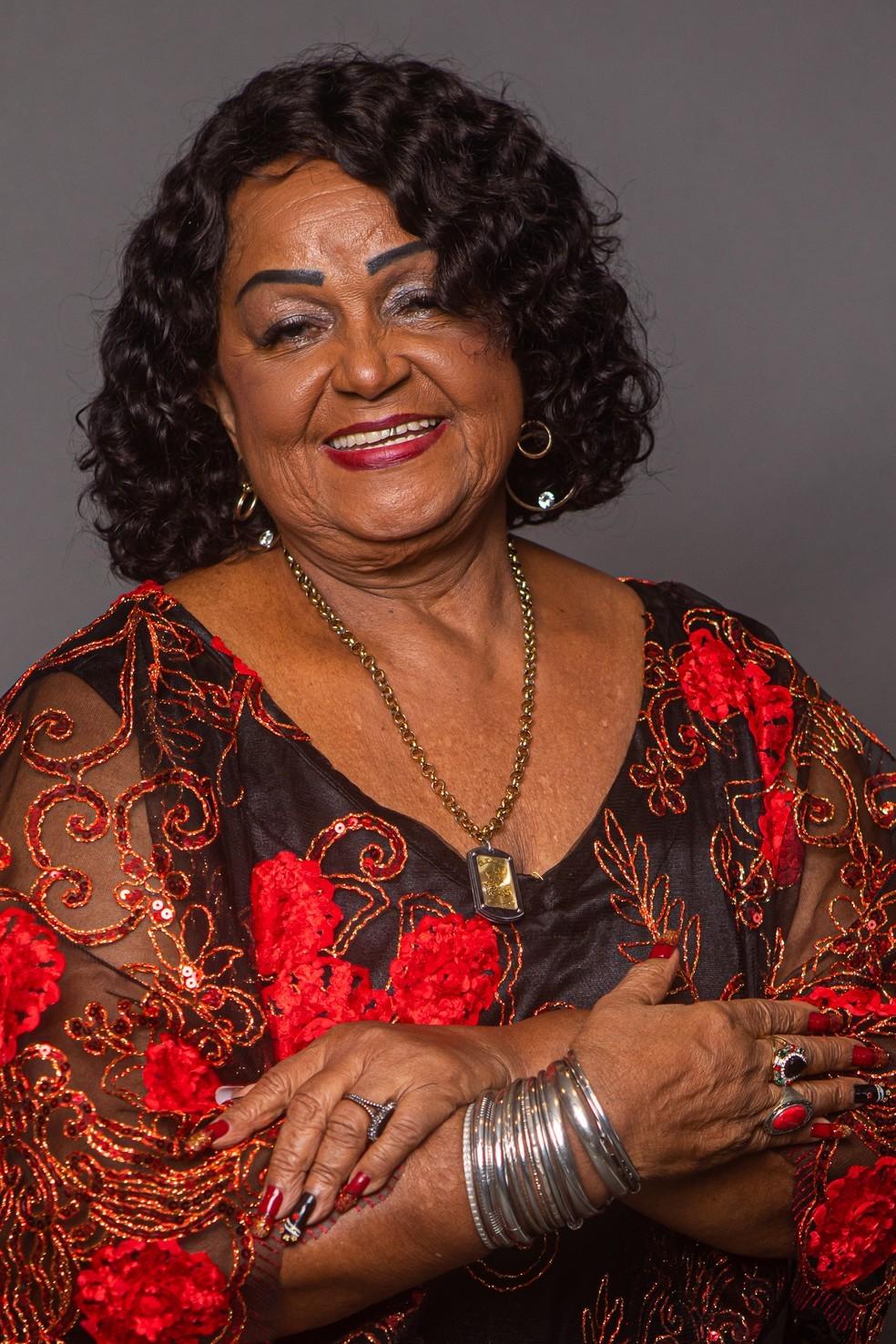 Yeda Maranhão é participante da 1ª temporada do 'The Voice +' — Foto: Divulgação/TV Globo