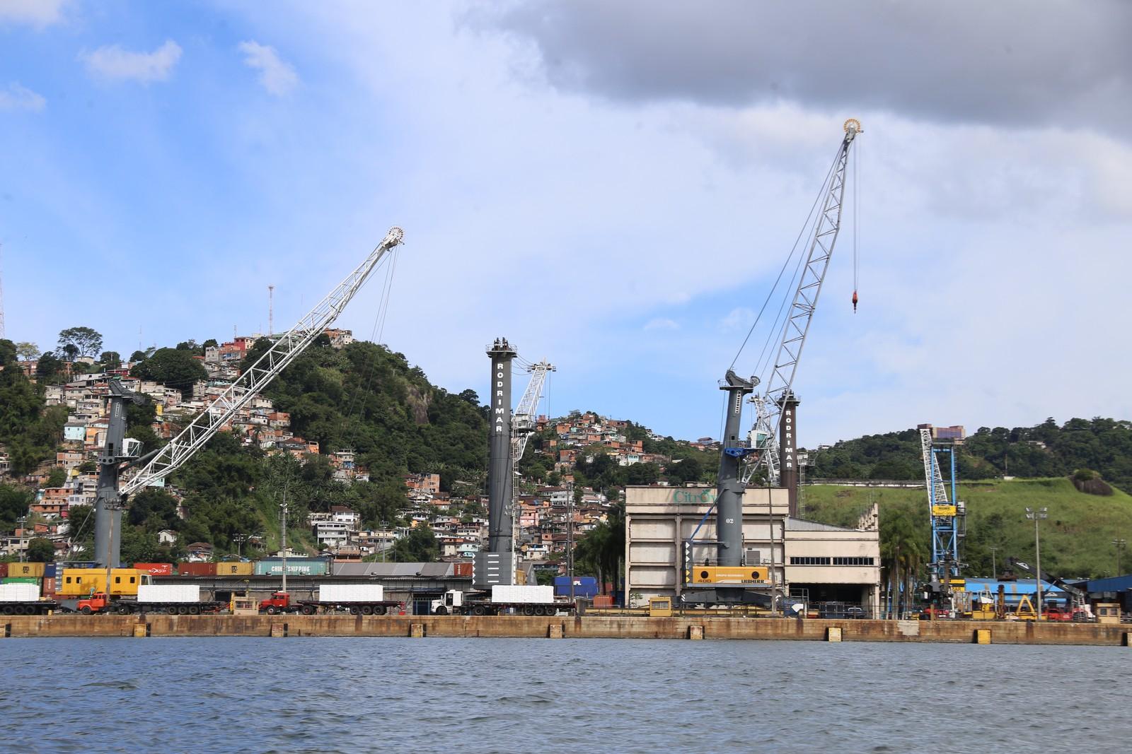 TCU dá 15 dias para governo enviar plano de licitação de terminal da Rodrimar no porto de Santos