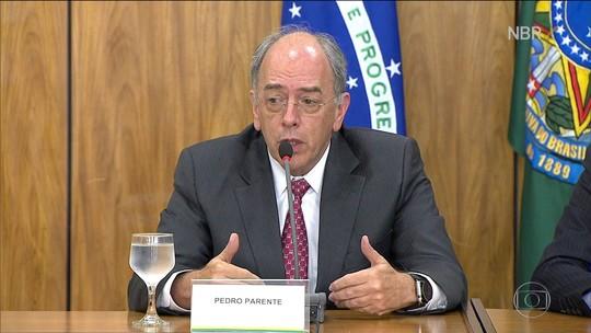 Pedro Parente assumiu estatal com discurso de 'não interferência política'